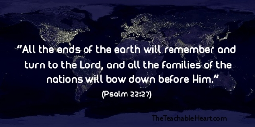 Sunday Psalm 22_27_All Nations